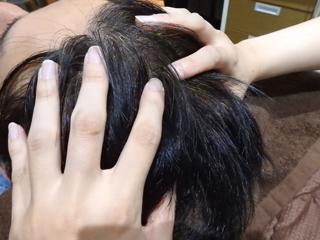 発毛の施術のやり方