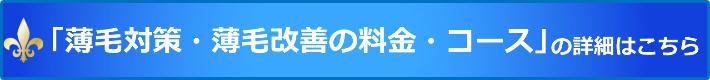 大阪スーパースカルプ旭千林店の、薄毛対策・薄毛改善・薄毛治療の料金コース詳細