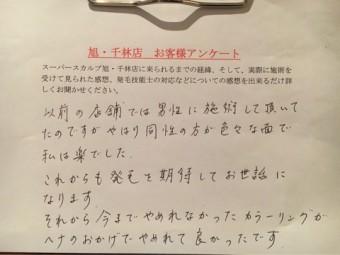 大阪の女性の薄毛相談アンケート